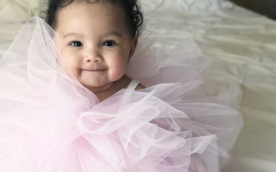 Pia's First Halloween | Travel Size Loofah